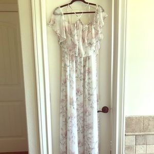 Show Me Your Mumu Bridesmaid Dress sz L
